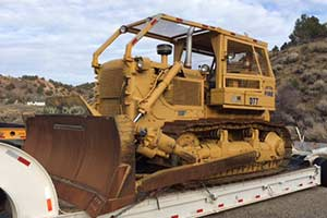 1975 D-7E Fire Dozer For Sale