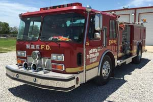 1380 1988 E-One Pumper For Sale