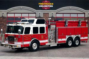 1385 Freehold fire department – 1994 E-One Tanker Refurbishment