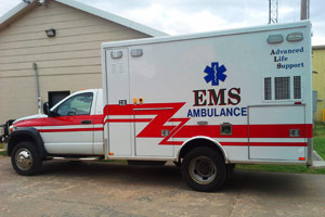 2010 Dodge 4500 Ambulance For Sale