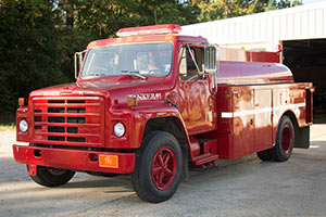 1987 international Water Tanker For Sale