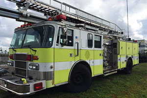 1993 Pierce Ladder For Sale