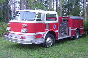 1979 American LaFrance Pumper For Sale