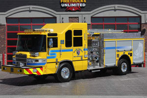 Used Fire Trucks For Sale | Firetrucks Unlimited