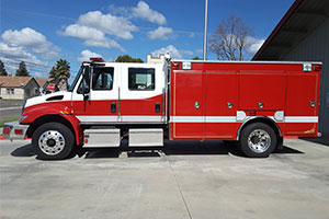 used fire engines & pumper trucks