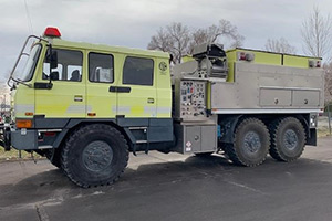 Used Oshkosh Trucks & ARFF Vehicles For Sale | Firetrucks Unlimited
