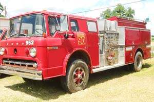 1979 Howe-Ford Pumper For Sale