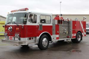1989 Seagrave Pumper For Sale