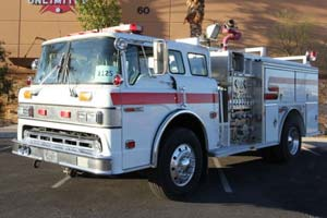 1990 Ford/E-One Pumper For Sale