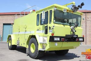 1991 Oshkosh T-6 ARFF Truck For Sale
