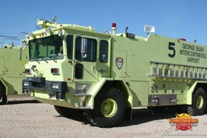 1991 Oshkosh TB-3000 ARFF Truck For Sale