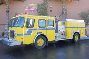 1992 E-One Pumper For Sale