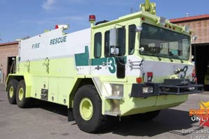 1992 Oshkosh T-3000 ARFF For Sale