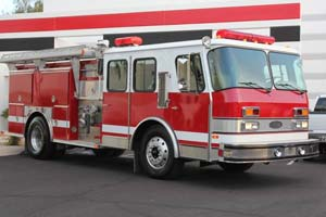 1993 E-One Pumper For Sale