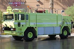 1993 Oshkosh T1500 ARFF