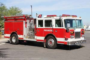 1994 Pierce Arrow Pumper For Sale