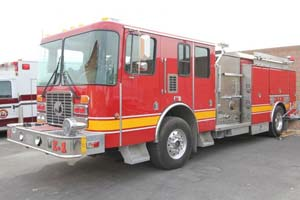 1996 Ferrara Pumper For Sale