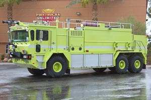 1996 Oshkosh T-3000 ARFF Truck For Sale