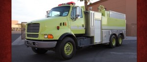 We are refurbishing a 1998 Ford LT9000 Tactical Tender w/ CAFS