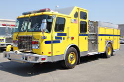 1998 E-One Pumper #1