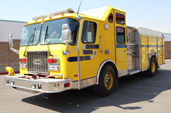 1998 E-One Pumper #3