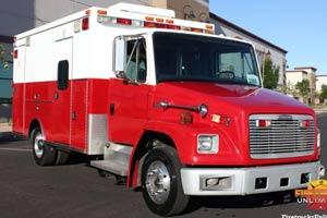 1998 Freightliner FL50 Ambulance