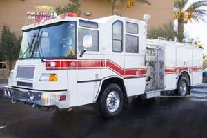 1998 Pierce Quantum For Sale