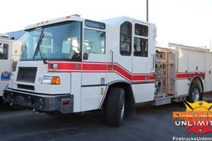 1998 Pierce Quantum Pumper For Salep