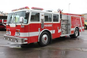 1999 KME Firefox Pumper For Sale
