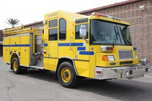 2001 Pierce Quantum Pumper for Sale