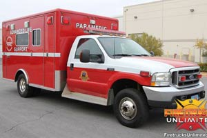 2003 Horton Ambulance For Sale