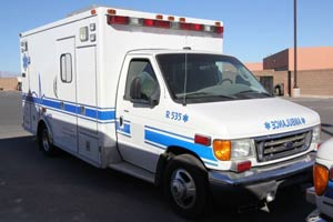 2004 MedTec Ambulance For Sale