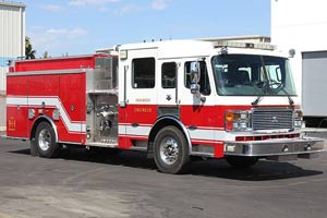 2005 American LaFrance Eagle Pumper For Sale