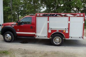 2013 F550 Rescue Truck For Sale