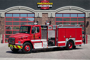 2052 Emery County Fire Protection Special Service District – 1999 Becker Pumper Refurbishment