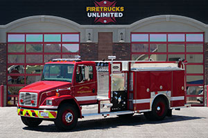 2053 Emery County Fire Protection Special Service District – 1999 Becker Pumper Refurbishment