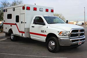 50678 North Lyon Fire Protection District Ambulance Remount