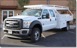 Clark County Ford Work Truck