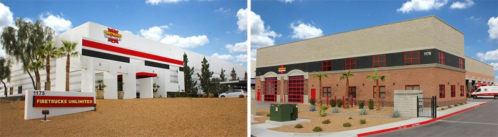 Fire Truck Refurbishment Facility