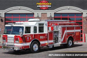 Fire Truck Refurbishment Service