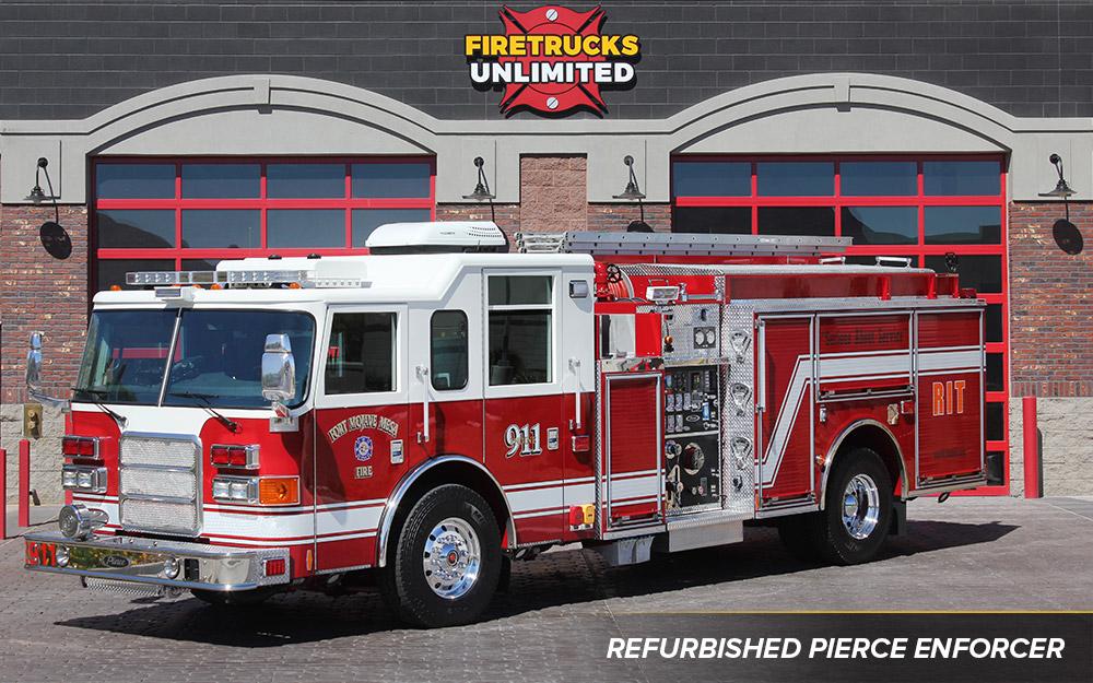 Fire Truck Refurbishment Service
