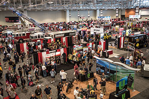 Get Your Free Exhibit Pass to Firehouse World 2020