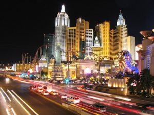 We are now the exclusive provider of foam for Las Vegas and North Las Vegas