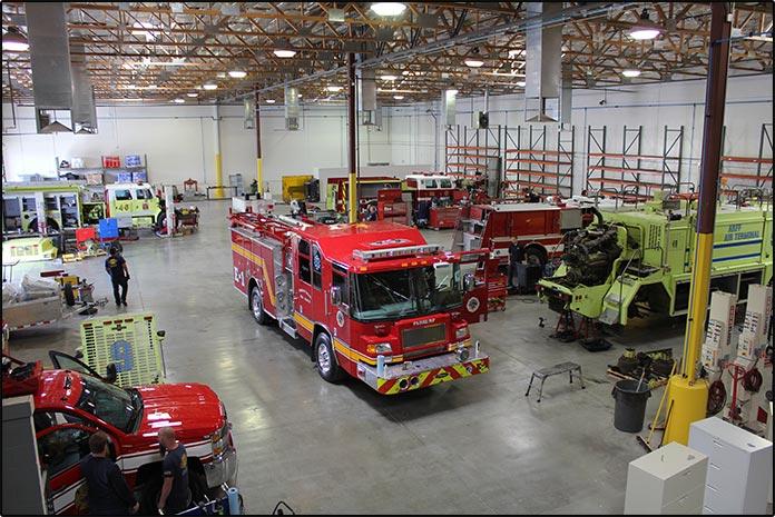 Firetrucks Unlimited Shop