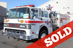 1990 E-One / Ford Pumper
