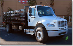 Freightliner 18 Foot Flat Bed