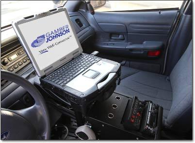 Gamber Johnson Computer Mounts