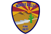 Mohave Valley Fire Department Logo