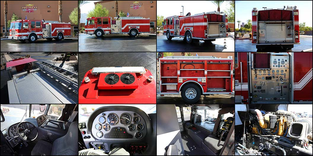 Sell Fire Truck Layout