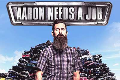 """Firetrucks Unlimited featured on Discovery Channel's New Show """"Aaron Needs a Job"""""""